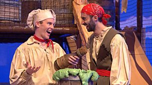 Swashbuckle - Series 4: 10. Sinker In A Bottle