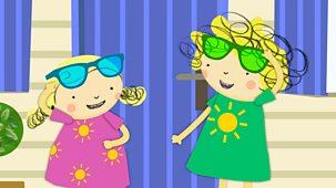 Nelly & Nora - 41. Sunny Glasses