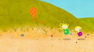Nelly & Nora - 42. Kite Surfing