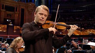 Bbc Proms - 2016: Tchaikovsky Violin Concerto