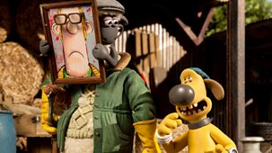 Shaun The Sheep - Series 5: 5. The Farmer's Nephew