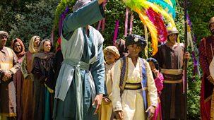 Jamillah And Aladdin - Series 2: 19. Aladdin And The Princess