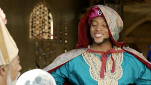 Jamillah And Aladdin - Series 2: 21. Genie The Fortune Teller