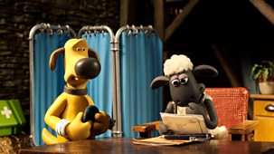 Shaun The Sheep - Series 5: 8. Dangerous Deliveries