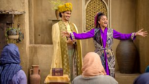 Jamillah And Aladdin - Series 2: 24. Sword In The Stone
