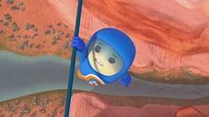 Go Jetters - Series 1: 32. The Grand Canyon, Usa