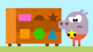 Hey Duggee - Series 2: 3. The Shape Badge