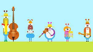 Hey Duggee - Series 2: 13. The Dancing Badge