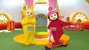 Teletubbies - Series 1: 48. Taking Turns
