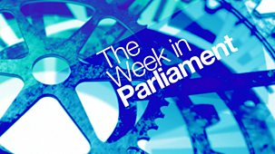 The Week In Parliament - 01/02/2019