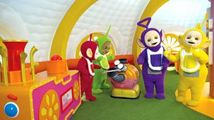 Teletubbies - Series 1: 37. Loop The Loop