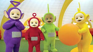 Teletubbies - Series 1: 57. Football