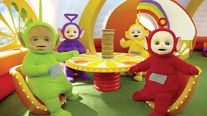 Teletubbies - Series 1: 59. Tall Tower
