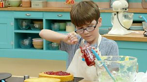Junior Bake Off - Series 4: 2. Heat Two