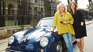 Celebrity Antiques Road Trip - Series 6: 1. Jennifer Saunders And Patricia Potter