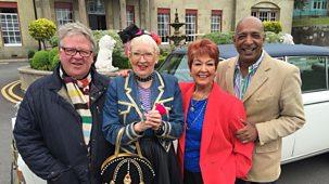 Celebrity Antiques Road Trip - Series 6: 3. Ruth Madoc And Su Pollard