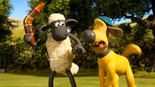 Shaun The Sheep - Series 5: 18. Return To Sender