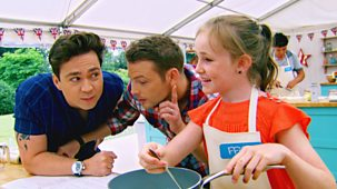 Junior Bake Off - Series 4: 8. Heat Eight