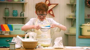Junior Bake Off - Series 4: 9. Heat Nine