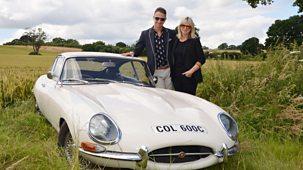 Celebrity Antiques Road Trip - Series 6: 6. Zoe Ball And Ian Waite