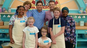 Junior Bake Off - Series 4: 10. Heat Ten