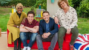 Junior Bake Off - Series 4: 15. The Final - Day Two