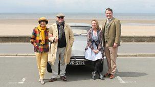Celebrity Antiques Road Trip - Series 6: 11. Clare Grogan And Alex Norton