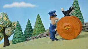 Postman Pat: Special Delivery Service - Series 3: 7. Postman Pat And The Zooming Zipwire