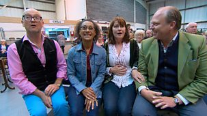 Celebrity Antiques Road Trip - Series 6: 15. Susan Cookson And Suzanne Packer