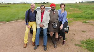 Celebrity Antiques Road Trip - Series 6: 16. Tony Singh And Cyrus Todiwala