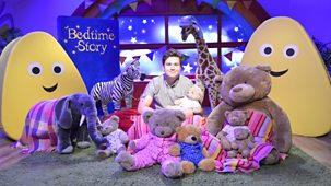 Cbeebies Bedtime Stories - 569. Elephant's Pyjamas