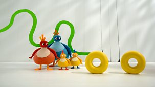 Twirlywoos - Series 3: 11. More About Longer