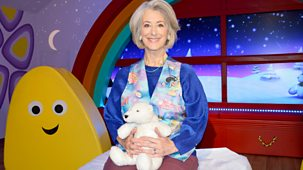 Cbeebies Bedtime Stories - 571. Maureen Lipman - A Dot In The Snow