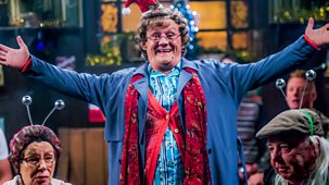 Mrs Brown's Boys - Christmas Specials 2016: 1. Mammy's Forest