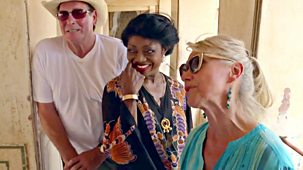 The Real Marigold Hotel - Episode 1