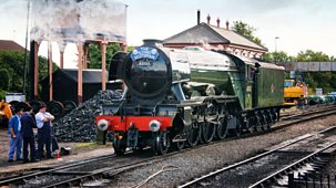 Flying Scotsman: Sounds From The Footplate - Episode 28-12-2018