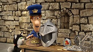 Postman Pat: Special Delivery Service - Series 3: 14. Postman Pat And The King's Armour