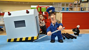 Postman Pat: Special Delivery Service - Series 3: 20. Postman Pat And The Sorting Machine