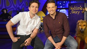 Cbeebies Bedtime Stories - 577. Sam Nixon And Mark Rhodes - The Lion Inside