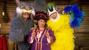 Swashbuckle - Series 4: 21. A Second Squawk