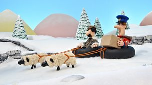 Postman Pat: Special Delivery Service - Series 3: 22. Postman Pat And The Winter Games