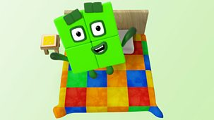 Numberblocks - Series 1: Four
