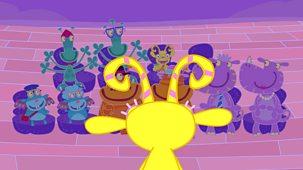 School Of Roars - Series 1: 5. Monster Assembly