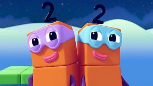 Numberblocks - Series 1: The Terrible Twos