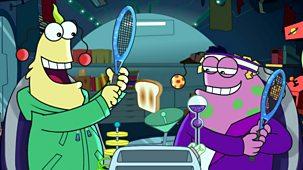 Zig & Zag's Zogcasts - 3. Tennis