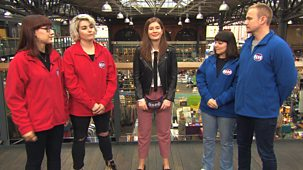 Bargain Hunt - Series 46: 13. London 12