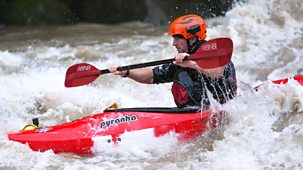 Down The Mighty River With Steve Backshall - Series 1: Episode 1