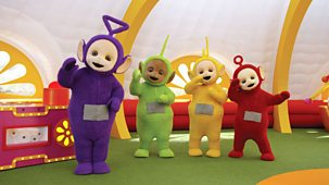 Teletubbies - Series 2: 1. Close The Gate