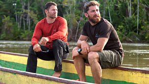Down The Mighty River With Steve Backshall - Series 1: Episode 2