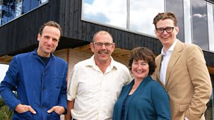 The House That £100k Built - Series 3: 5. Lesley & Kevin/sue & Tim